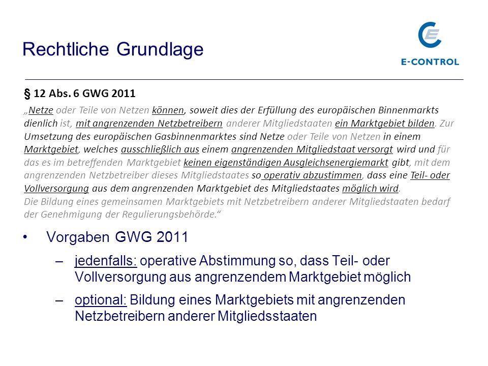 Rechtliche Grundlage Vorgaben GWG 2011