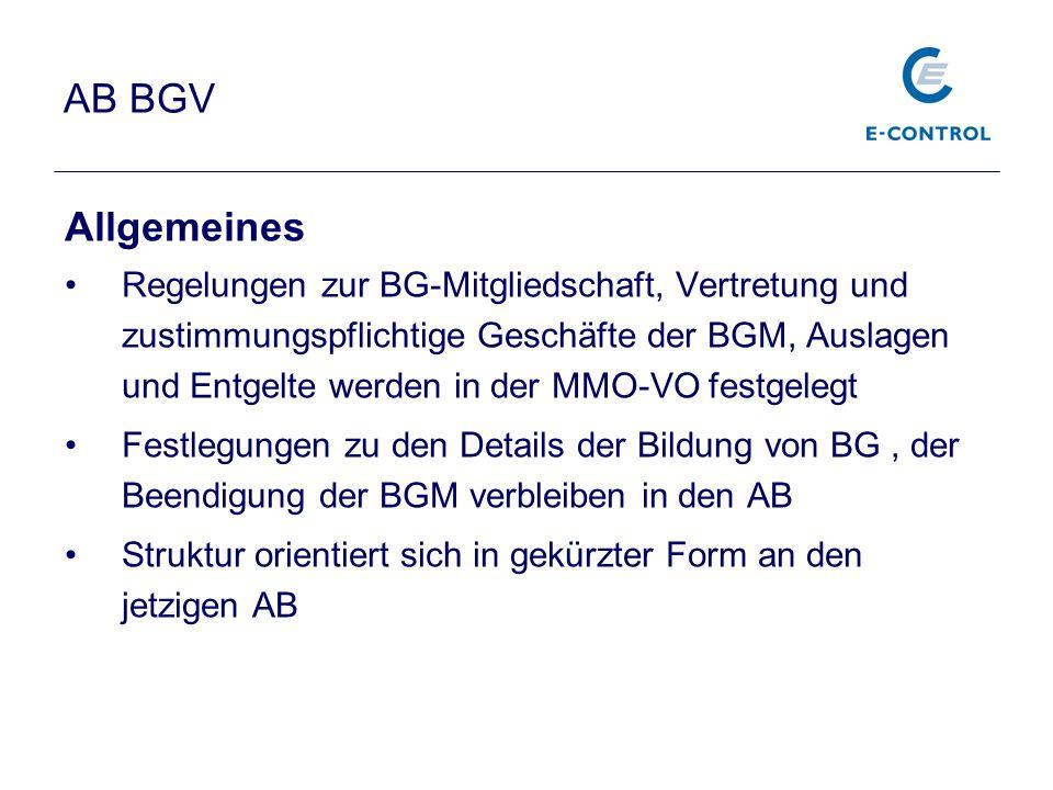 AB BGV Allgemeines.