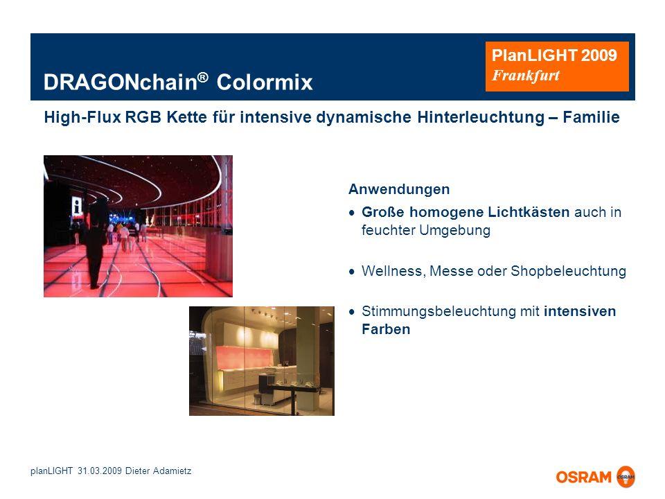 DRAGONchain® Colormix