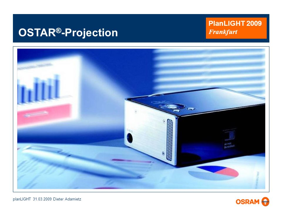 OSTAR®-Projection 20