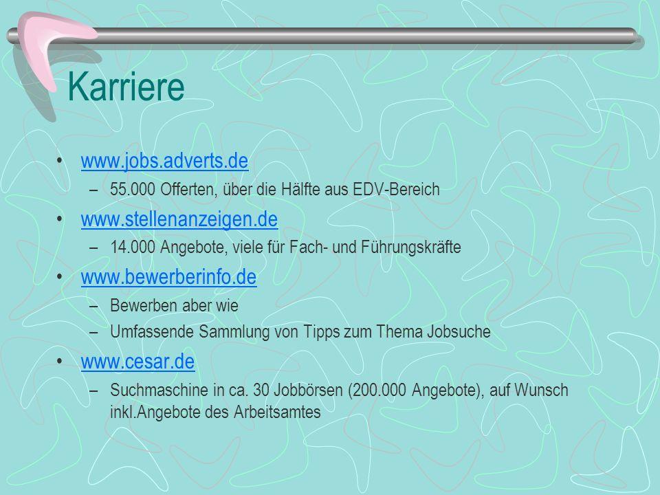 Karriere www.jobs.adverts.de www.stellenanzeigen.de