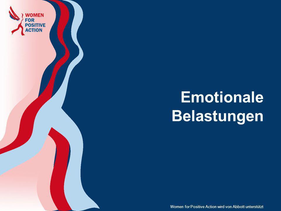 Emotionale Belastungen