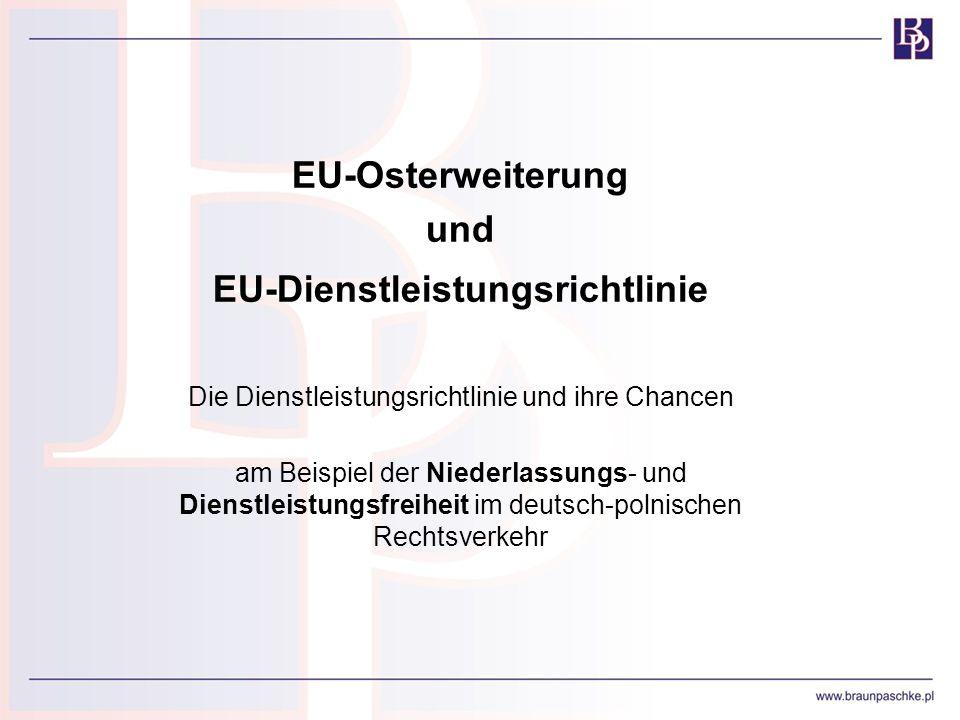 EU-Osterweiterung und