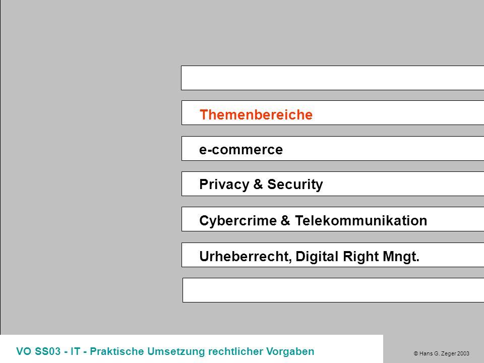 Cybercrime & Telekommunikation