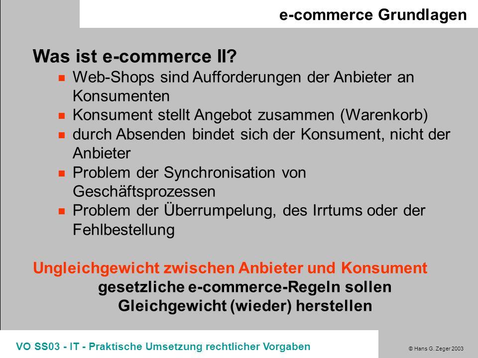 gesetzliche e-commerce-Regeln sollen Gleichgewicht (wieder) herstellen