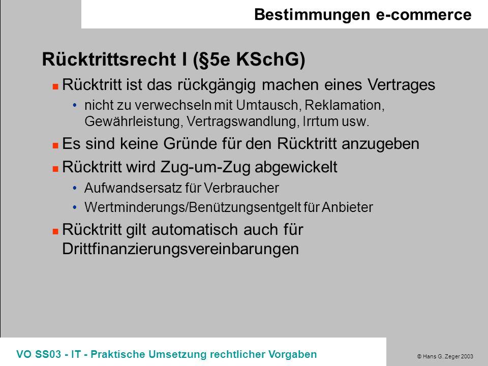 Rücktrittsrecht I (§5e KSchG)