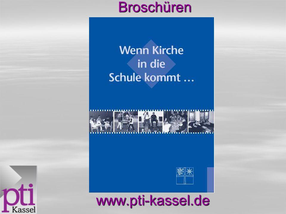 Broschüren www.pti-kassel.de