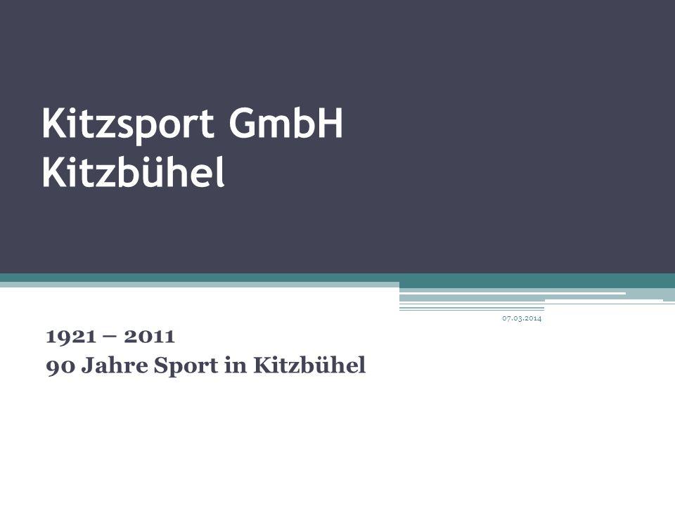 Kitzsport GmbH Kitzbühel