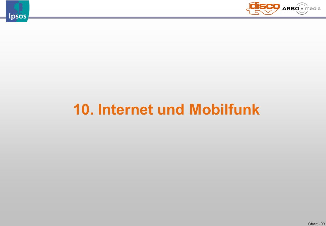 10. Internet und Mobilfunk
