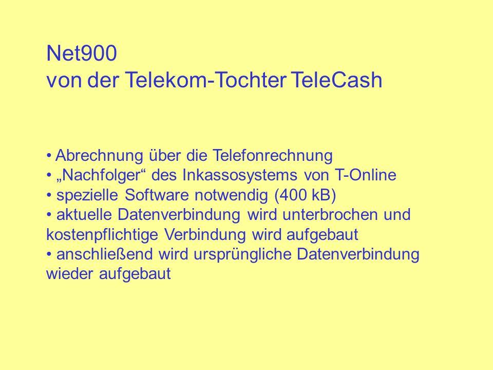 von der Telekom-Tochter TeleCash