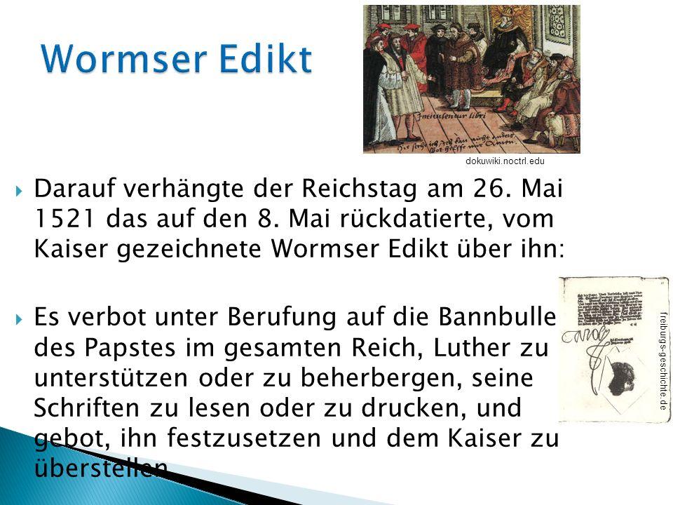 Wormser Edikt dokuwiki.noctrl.edu.