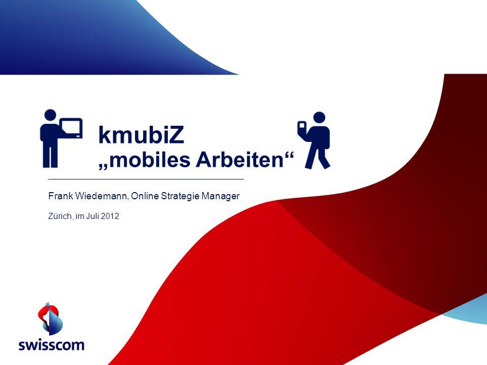 "kmubiZ ""mobiles Arbeiten"