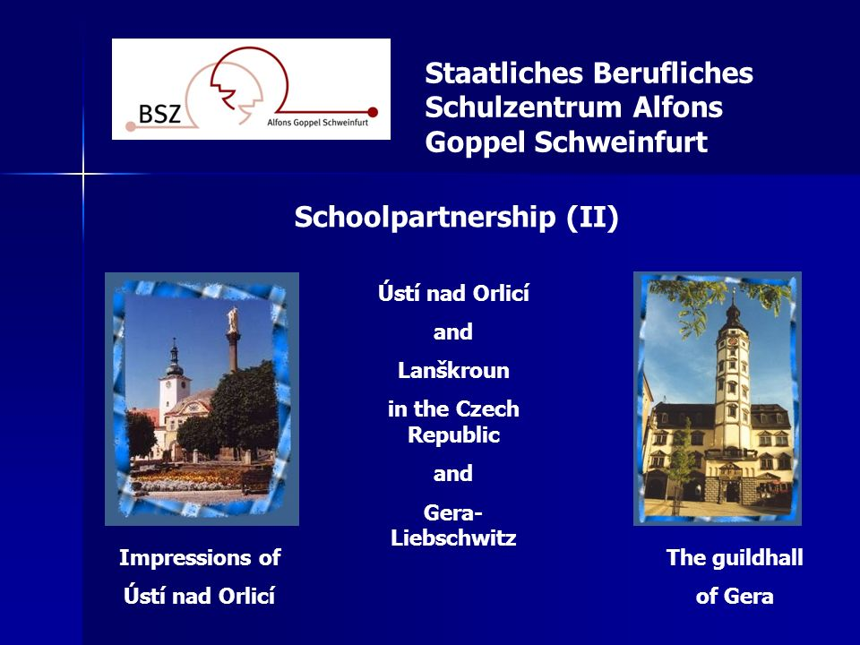 Schoolpartnership (II)