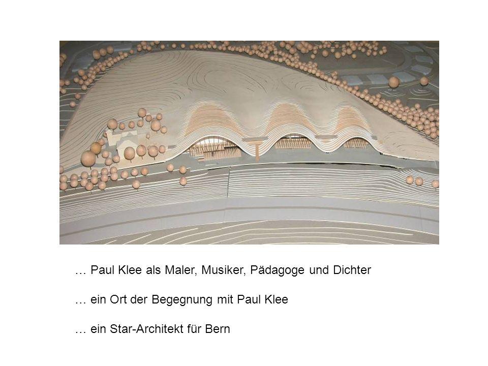… Paul Klee als Maler, Musiker, Pädagoge und Dichter