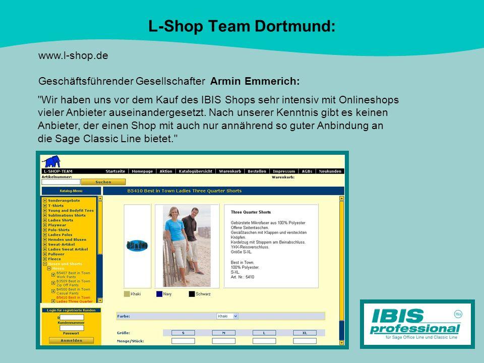 L-Shop Team Dortmund: www.l-shop.de