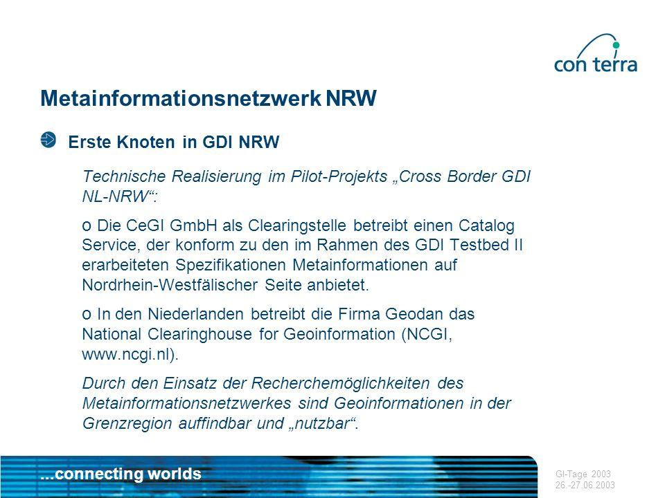 Metainformationsnetzwerk NRW
