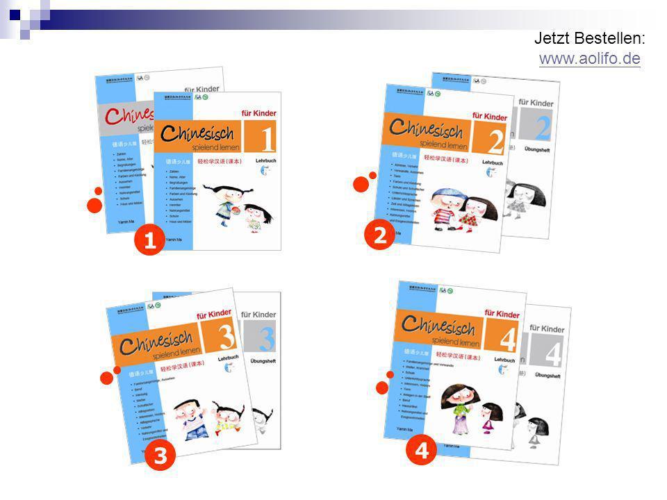 Jetzt Bestellen: www.aolifo.de 2 1 4 3 4
