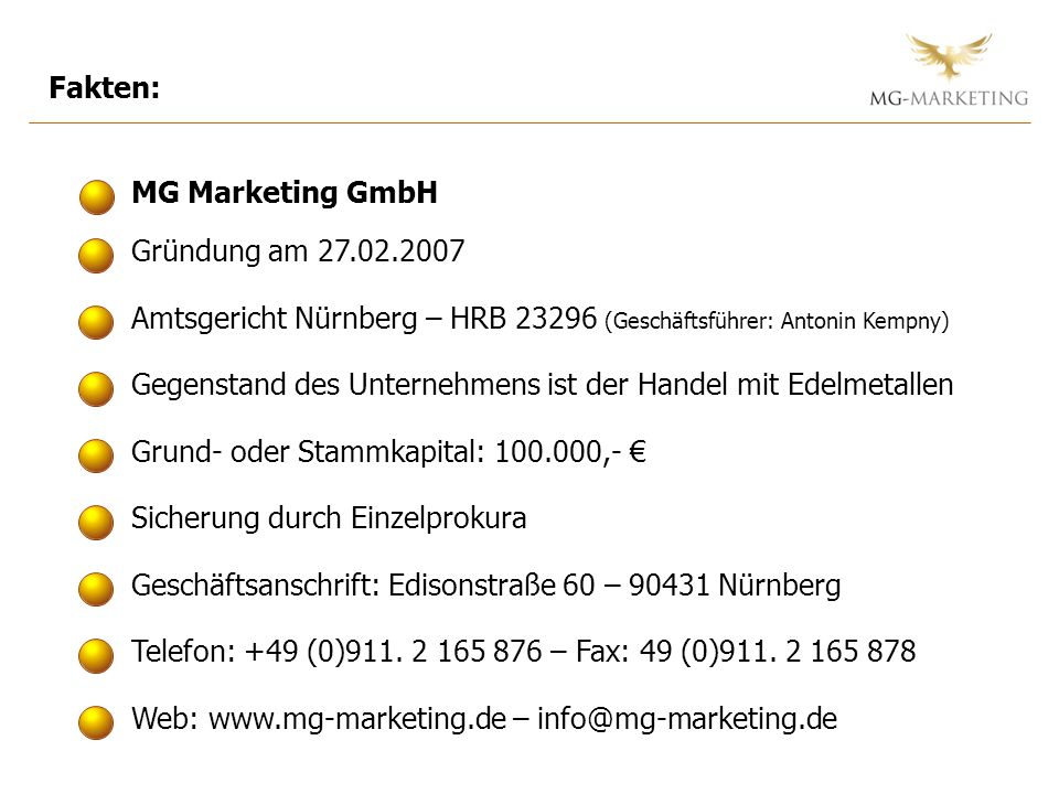 Amtsgericht Nürnberg – HRB 23296 (Geschäftsführer: Antonin Kempny)