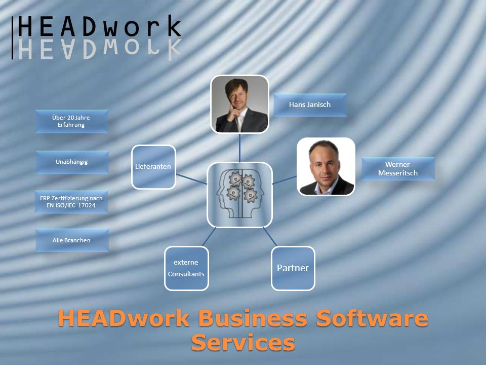 HEADwork Business Software Services