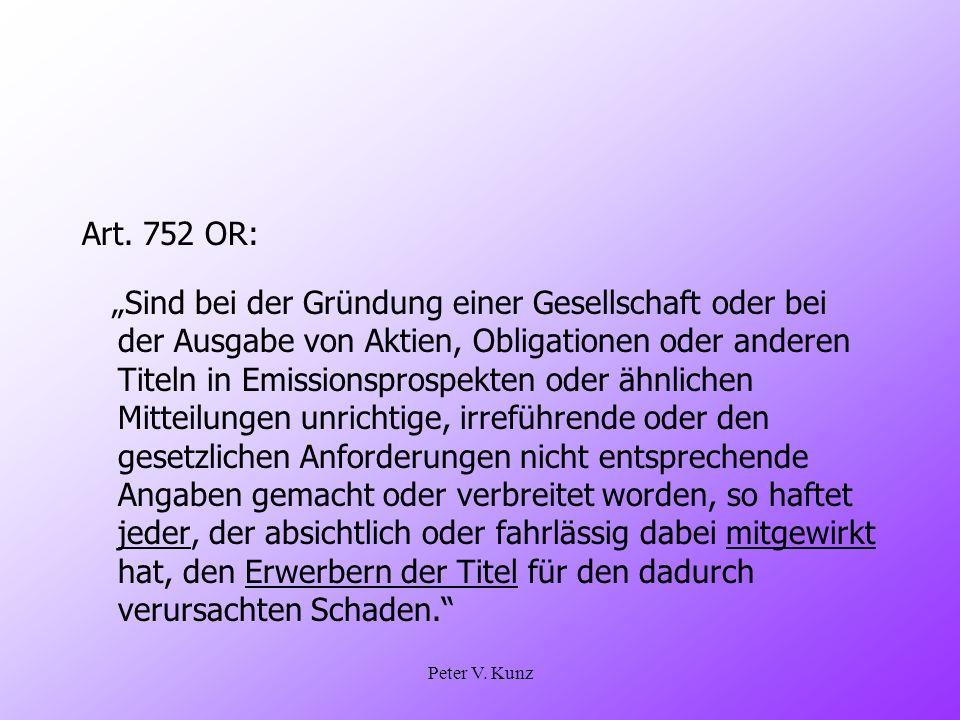 Art. 752 OR: