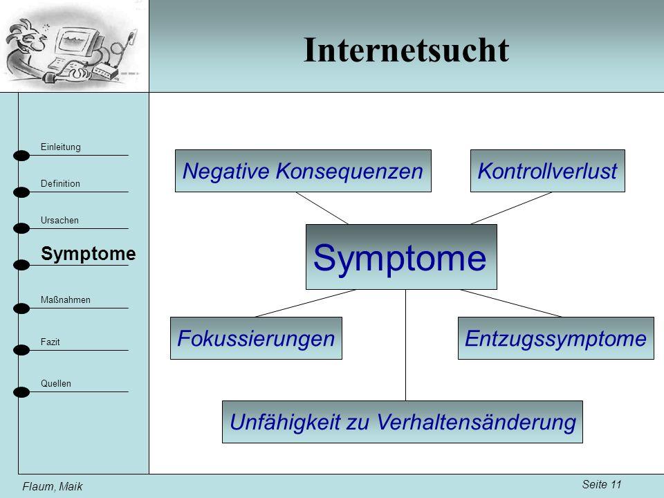 Symptome Internetsucht Negative Konsequenzen Kontrollverlust