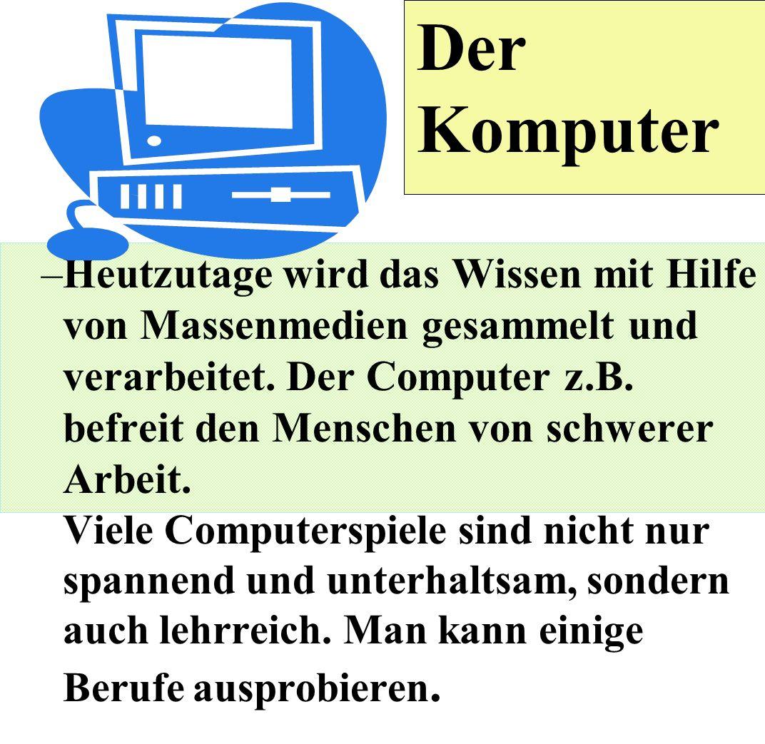 Der Komputer