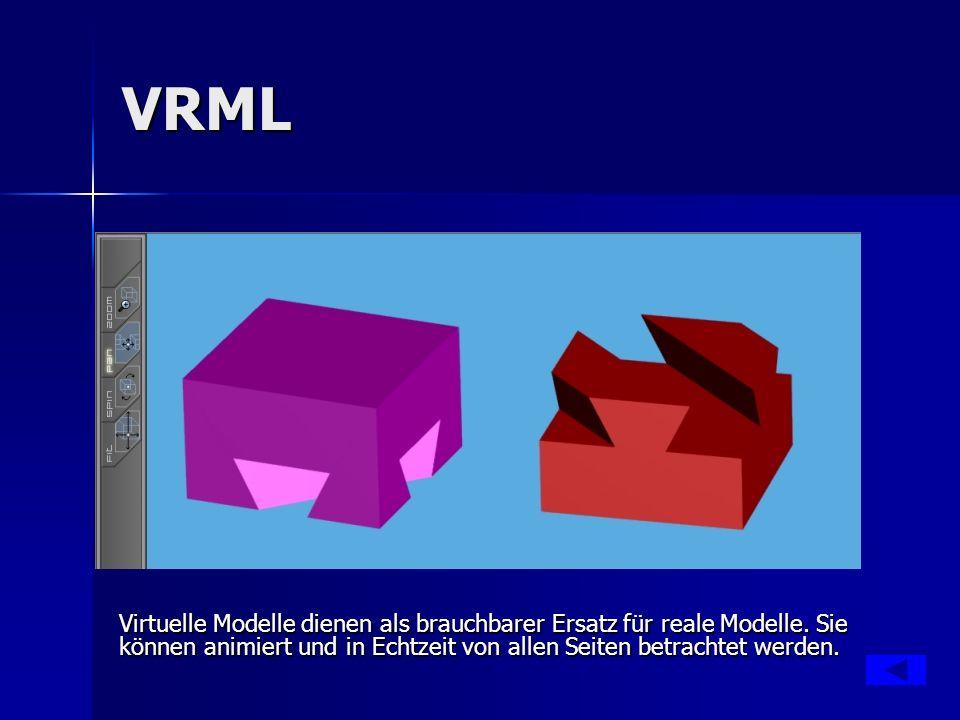 VRML Jeweils einen Link.