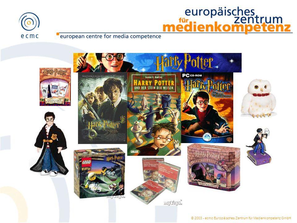 © 2003 - ecmc Europäisches Zentrum für Medienkompetenz GmbH