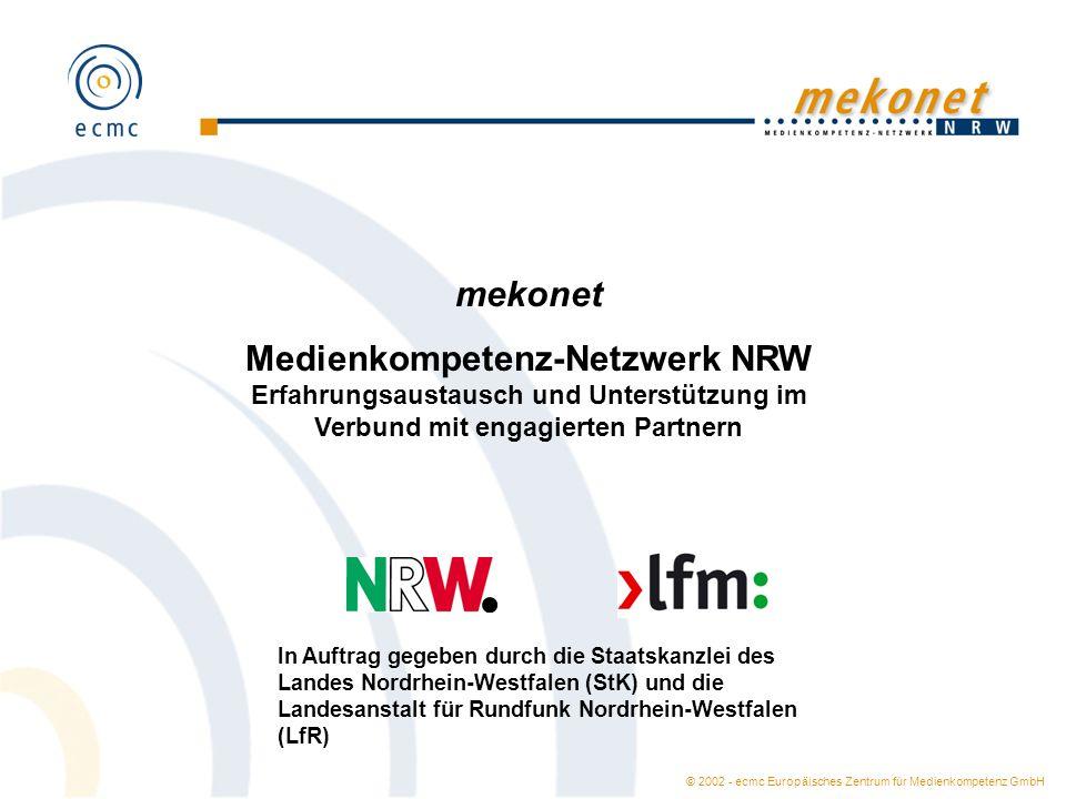 Medienkompetenz-Netzwerk NRW
