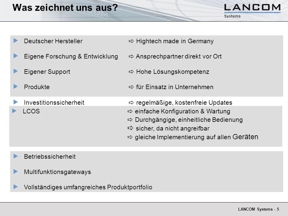 Was zeichnet uns aus Deutscher Hersteller  Hightech made in Germany
