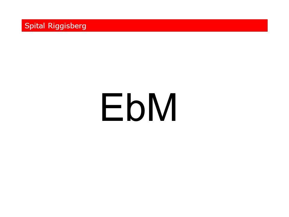 Spital Riggisberg EbM