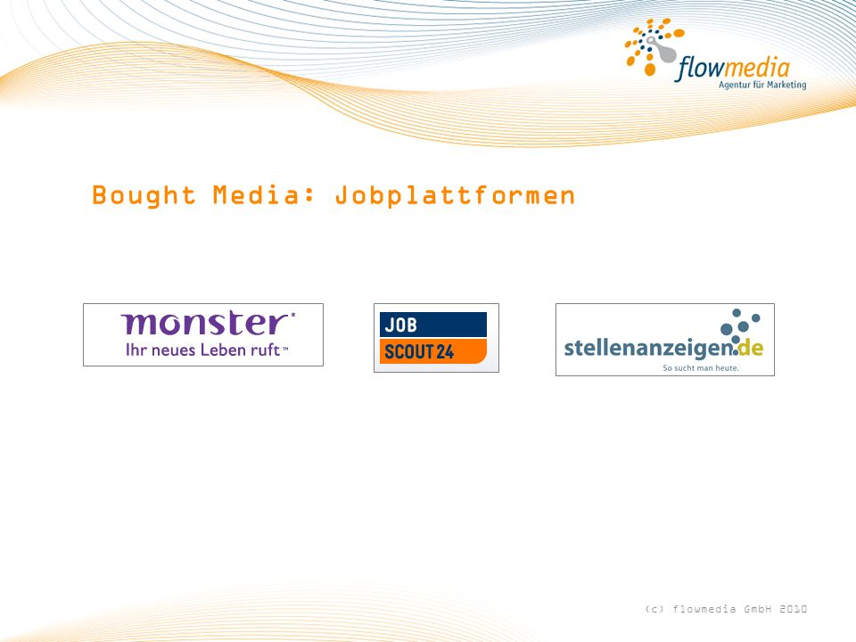 Bought Media: Jobplattformen