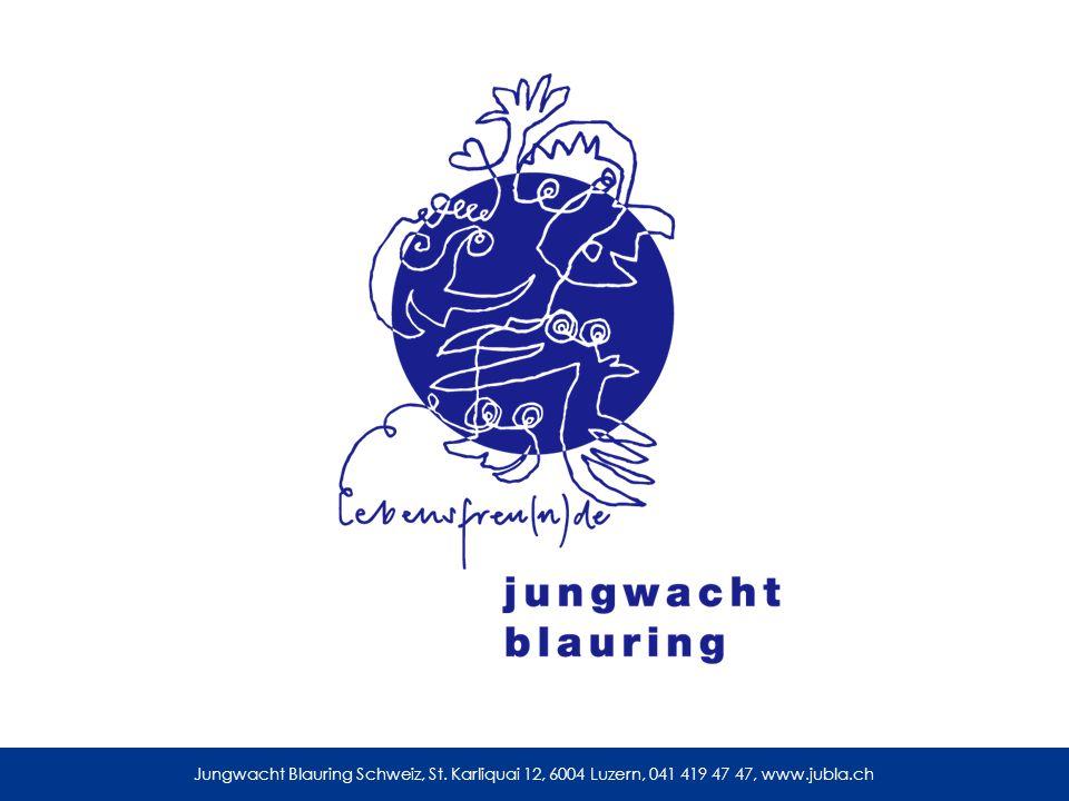 Jungwacht Blauring Schweiz, St