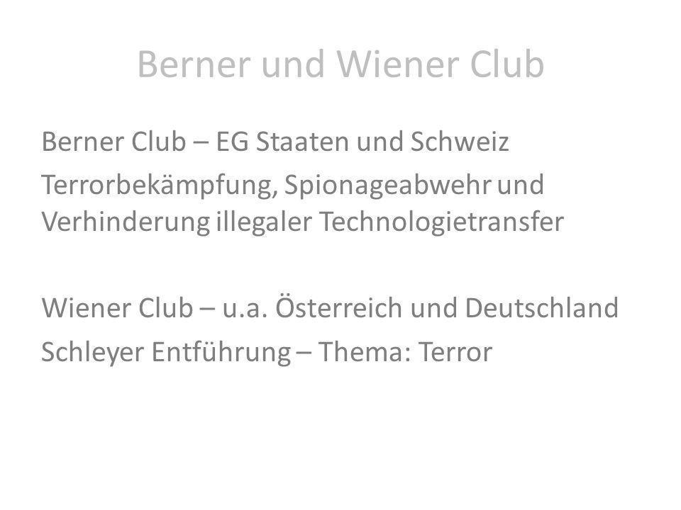 Berner und Wiener Club