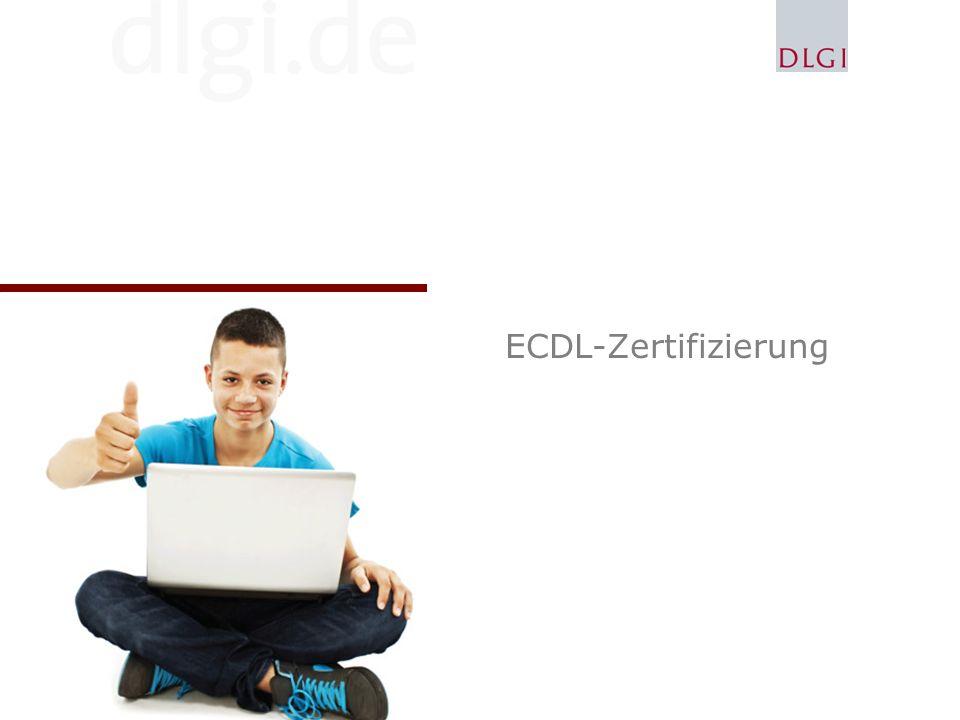 ECDL-Zertifizierung