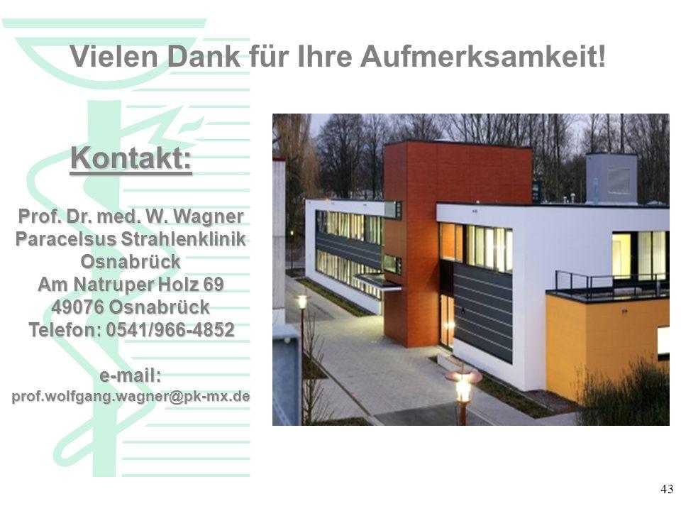 Paracelsus Strahlenklinik Osnabrück