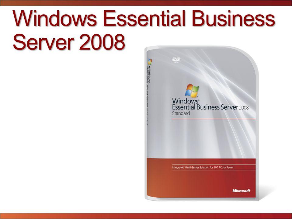 Windows Essential Business Server 2008