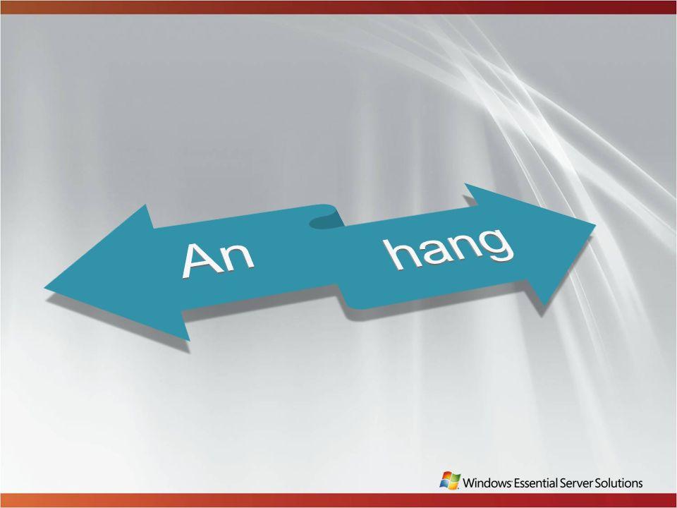 An hang