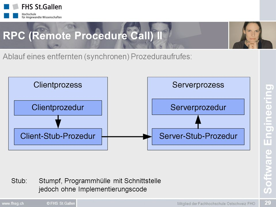 RPC (Remote Procedure Call) II