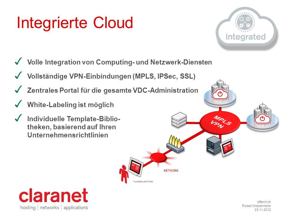 Integrierte Cloud MPLS VPN