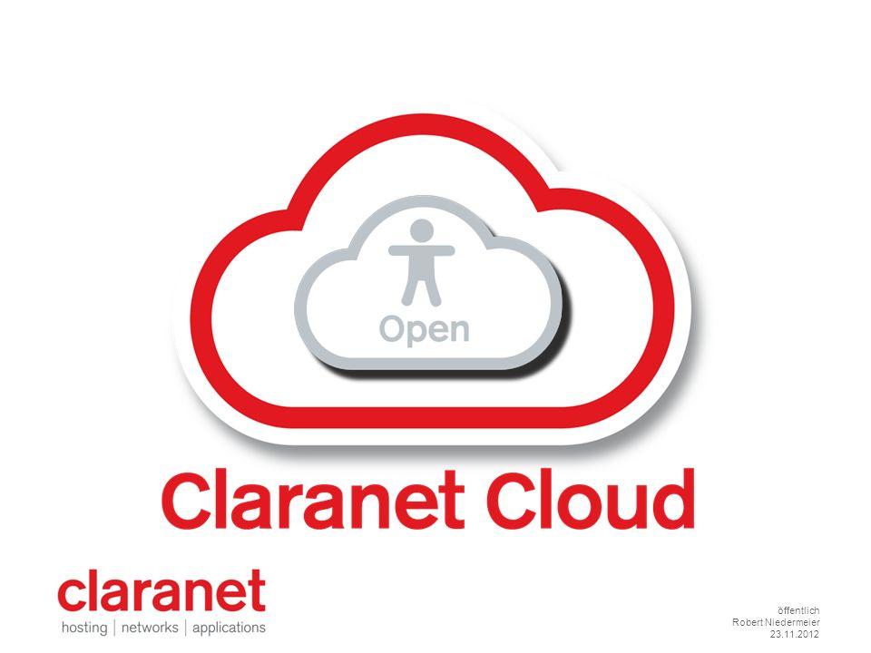 4 Schlüsseleigenschaften kennzeichnen die Claranet Cloud: