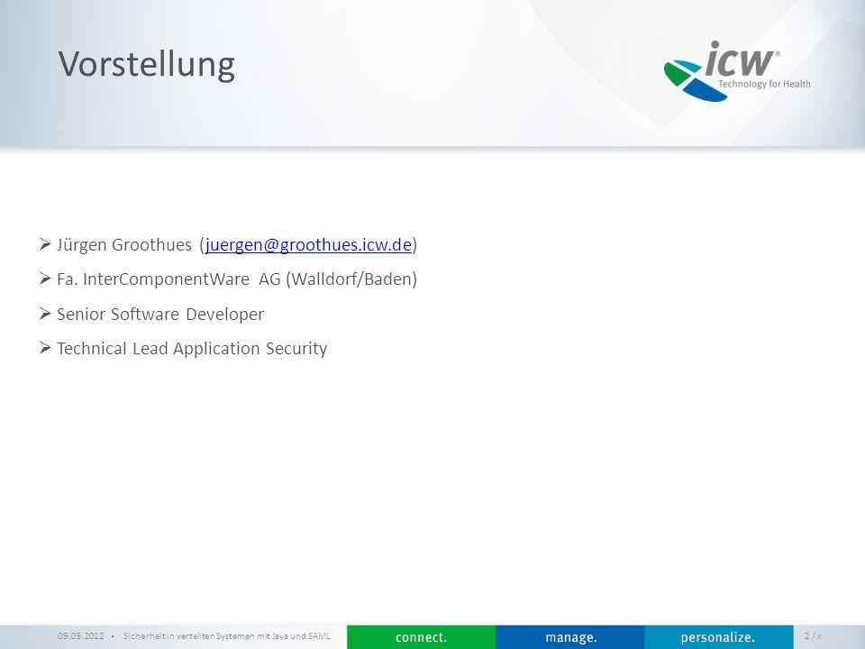 Vorstellung Jürgen Groothues (juergen@groothues.icw.de)