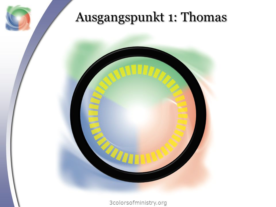 Ausgangspunkt 1: Thomas