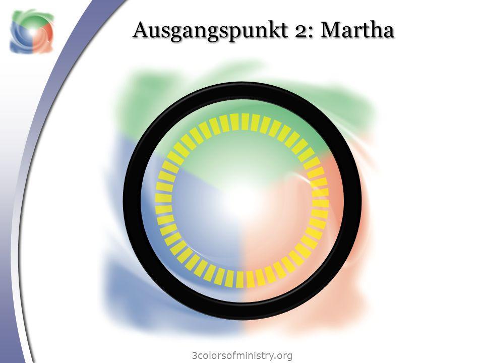 Ausgangspunkt 2: Martha