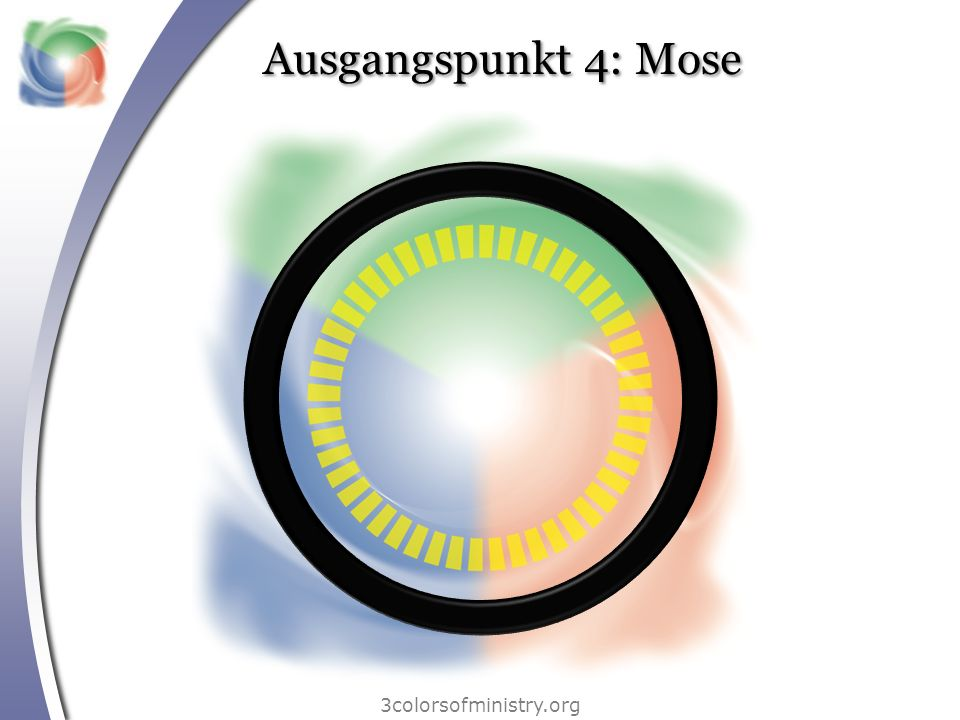 Ausgangspunkt 4: Mose 3colorsofministry.org