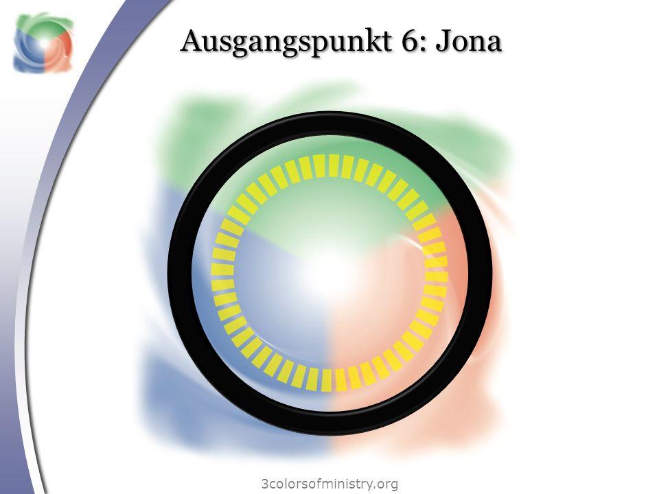 Ausgangspunkt 6: Jona 3colorsofministry.org