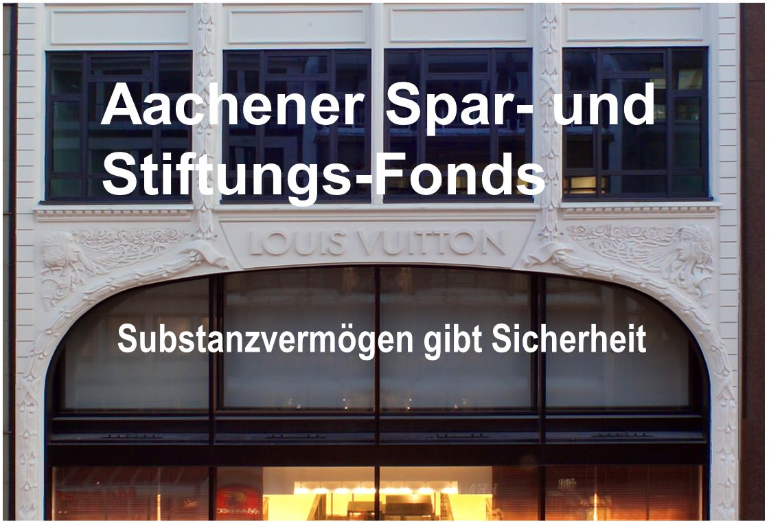 Aachener Stiftungs-Fonds