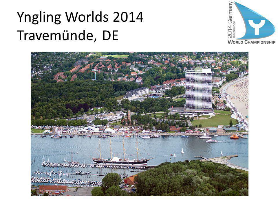 Yngling Worlds 2014 Travemünde, DE