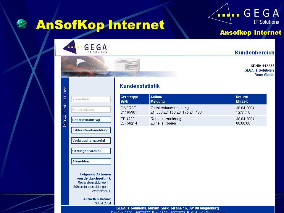 AnSofKop Internet