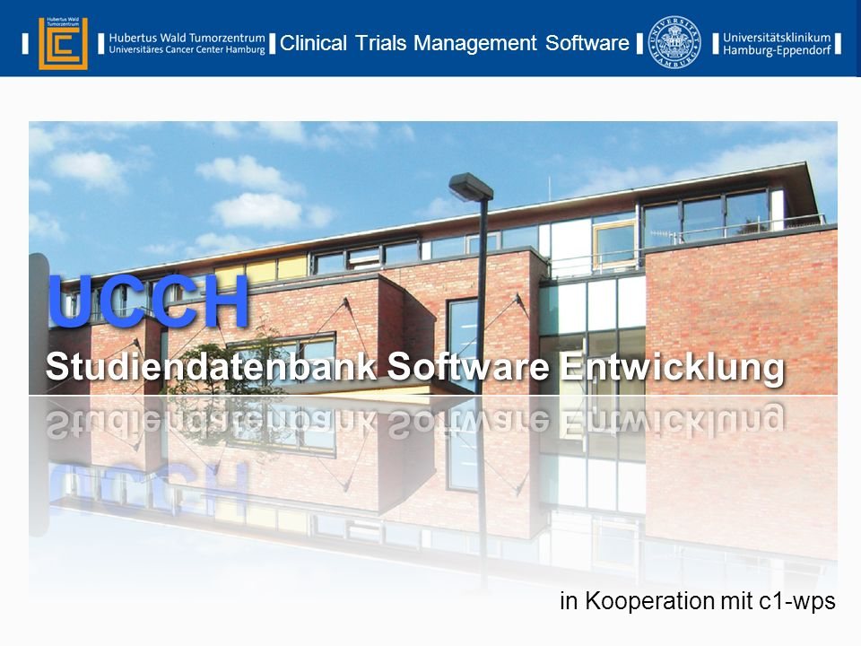 Clinical Trials Management Software